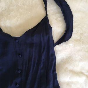 Lulu's Dresses - Lulus blue romper